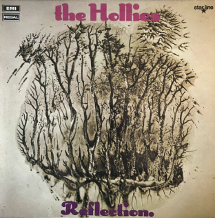 Hollies (The) - Reflection (LP) (VG-/G+)